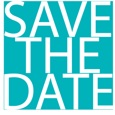 Save The Date Ts 2020
